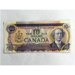 1971 Canadian $20.00 AU/UNC *DR3129496