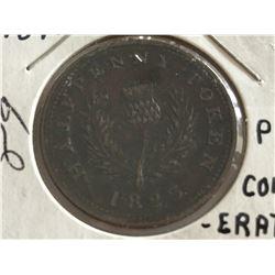 1823 Bank of Nova Scotia Token