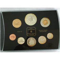 2001 Canadian National Ballet of Canada 50th Anniversary Proof Set