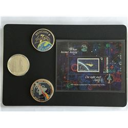 1998 Hero in Space Senator John Glenn Astronaut Collection