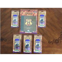 2001 RCM Harry Potter Reel Coinz Set