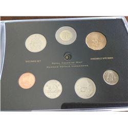 2006 RCM Specimen Set Limited Edition