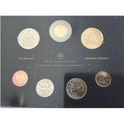 2007 RCM Specimen Set Limited Edition $1.00