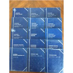 Whitman Canadian Coin Albums