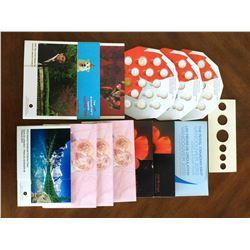 14 Collector Coin Cards
