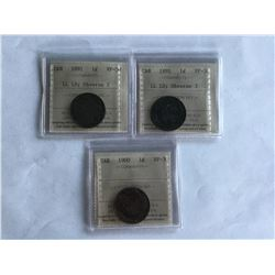 3  ICCS Certified Canadian Large Cent