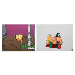 """""""Horton Hears a Who!"""" & """"The Lorax"""" Animation Cels."""