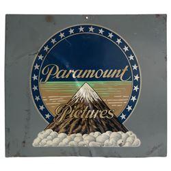 Paramount Studios Vehicle Logo.
