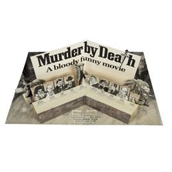 """Murder by Death"" Pop-Up Promo Prototype."