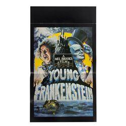 """""""Young Frankenstein"""" Large Promotional Folder."""