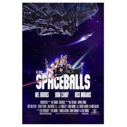 """Spaceballs"" One Sheet Poster."