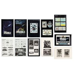 """Collection of (11) """"Spaceballs"""" Promotional References."""