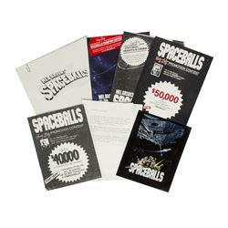 """Spaceballs: The Promotional Contest"" Set."