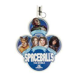 """Spaceballs: The Mobile""."