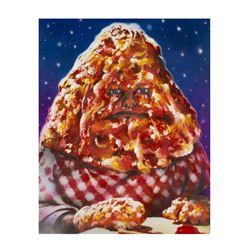 """Spaceballs"" Pizza-the-Hut Original Artwork."