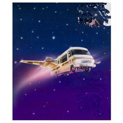"""Spaceballs"" Eagle 5 Original Artwork."