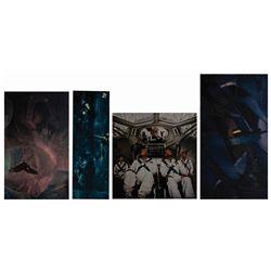 """Harper Goff """"Fantastic Voyage"""" Reference Images."""