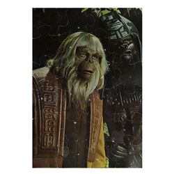 """Dr. Zaius"" Giant ""Planet of the Apes"" Poster Puzzle"