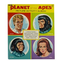 """Planet of the Apes"" Picture Activity Book."