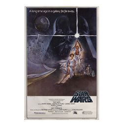 """Star Wars"" Style-A Cardstock Poster."