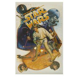 """Star Wars"" Drew Struzan Signed Poster."