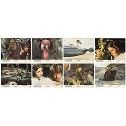 "Set of (8) ""Star Wars"" Lobby Cards."