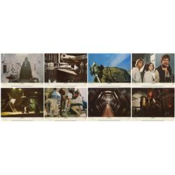 "Set of (8) ""Star Wars"" Lobby Cards."