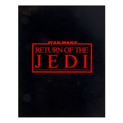 """Return of the Jedi"" Program."