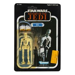 "Kenner ""Return of the Jedi"" 8D8 Figure."