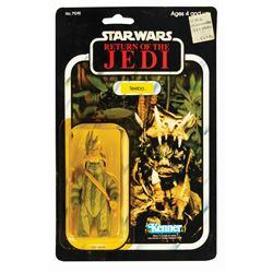 "Kenner ""Return of the Jedi"" Teebo Figure."