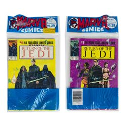 "Set of (4) ""Return of the Jedi"" Comics in Bag."