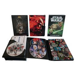 """Set of (4) """"Star Wars"""" Style Guides."""