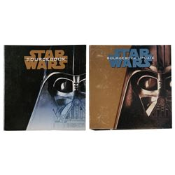 "Pair of ""Star Wars"" Original Trilogy Sourcebooks."