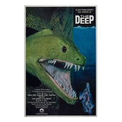 """The Deep"" Thought Factory Poster."