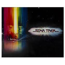 """""""Star Trek: The Motion Picture"""" Artwork."""