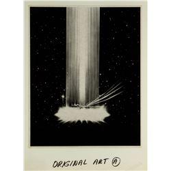 """""""Star Trek"""" Bob Peak Poster Art Print."""