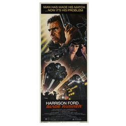 """""""Blade Runner"""" Insert Poster."""