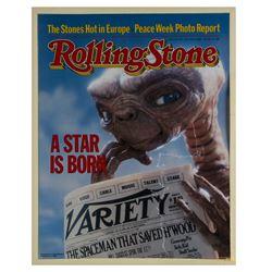 """E.T."" Large Display Print."