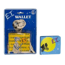"Pair of ""E.T."" Children's Wallets."