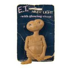 """E.T."" Night Light with Glowing Chest."