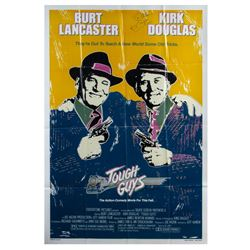 """Tough Guys"" Kirk Douglas Signed Poster."