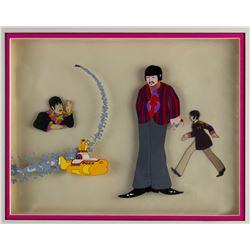 "The Beatles ""Yellow Submarine"" Animation Cel."