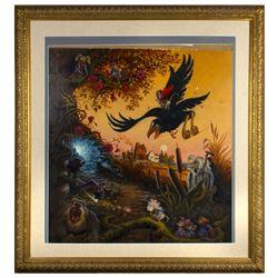 """The Secret of NIMH"" Original Painting."