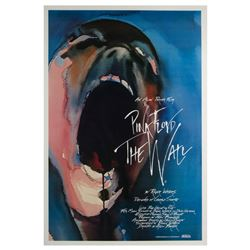 """Pink Floyd: The Wall"" One Sheet Poster."