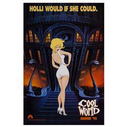 """Cool World"" Advance One Sheet Poster."