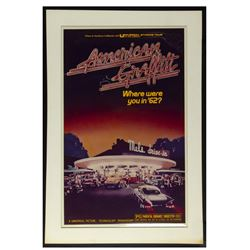 """American Graffiti"" Promotional Concept Art."