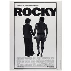 """Rocky"" 40x30 Cardstock Poster."