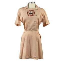 """A League of Their Own"" Madonna Uniform."