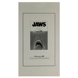 """Jaws"" Advertising Campaign Book."