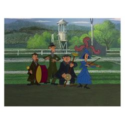 """Mary Poppins"" Pearly Band Original Cel."